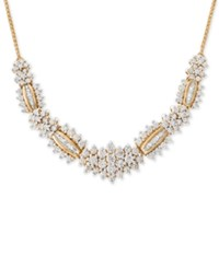 Wrapped In Love Diamond Statement Necklace 2 1 2 Ct. T.W. 14K Gold Created For Macy's Yellow Gold