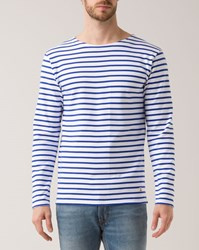 Armor Lux Star Blue White 2297 Heritage Sailor Top
