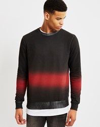 Religion Filter Gradient Sweat Red