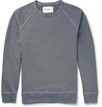 Our Legacy Cotton Jersey Sweatshirt Gray