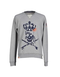 Tortuga Topwear Sweatshirts Men Grey
