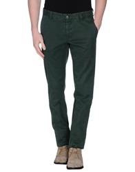 Reporter Casual Pants Dark Green