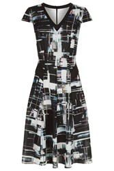 Fenn Wright Manson Libra Dress Multi Bright