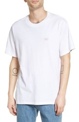 Obey Men's New Times Boxy Oversized T Shirt