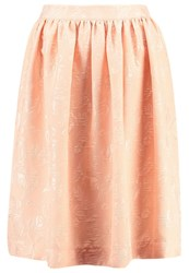 Mintandberry Aline Skirt Rose Cloud