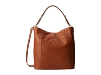 Cole Haan Felicity Double Strap Hobo Sequoia Hobo Handbags Tan