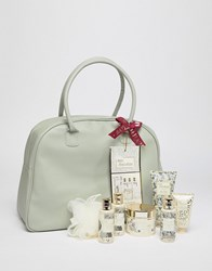 Baylis And Harding Floral Collection Travel Weekend Bag Beauty Gift Set No Colour Clear