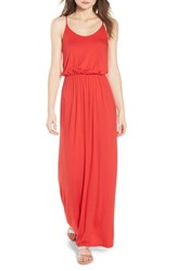 Lush Knit Maxi Dress Ski Patrol