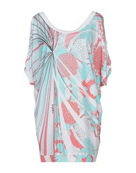 Byblos T Shirts Turquoise