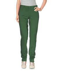 Patrizia Pepe Love Sport Trousers Casual Trousers Women Green
