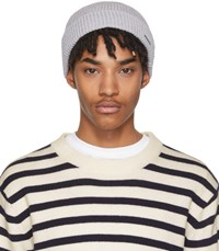 Tiger Of Sweden Grey Alfo Beanie
