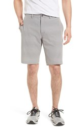Travis Mathew Tepic Shorts Heather Sharkskin