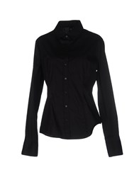 Amy Gee Shirts Black