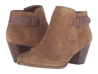 Guess Geora Tan Suede Women's Boots