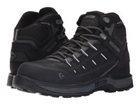 Wolverine Edge Lx Epx Waterproof Carbonmax Black Grey Men's Work Lace Up Boots