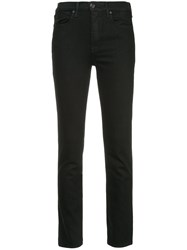Rag And Bone Jean Cigarette Jeans Black