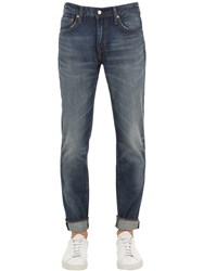 Levi's 502 Regular Cotton Denim Jeans Blue