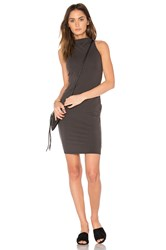 Lamade Suzie Dress Charcoal