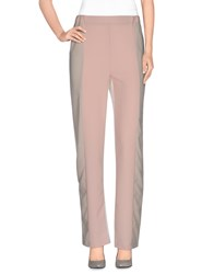Mnml Couture Trousers Casual Trousers Women Pastel Pink