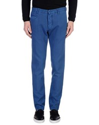 Incotex Trousers Casual Trousers Men Pastel Blue
