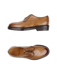 Alberto Fasciani Lace Up Shoes Brown
