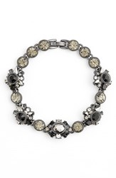 Marchesa Women's Jewel Collar Necklace