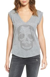 Zadig And Voltaire Women's Skull Tee