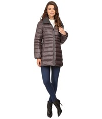 Marc New York Erin Sweater Down Jacket Anthracite Women's Coat Pewter