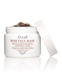 Rose Face Mask Fresh