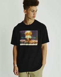 The Hundreds Silver Lining Soft Fit T Shirt Black
