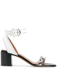 Givenchy Studded Block Heel Sandals 60