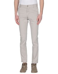 Manuel Ritz White Trousers Casual Trousers Men
