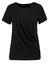 Banana Republic Print Tshirt Black
