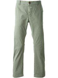 Closed Chino Trousers Grey
