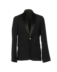 The Editor Blazers Dark Blue