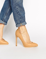 Truffle Collection Alma Tan Pumps