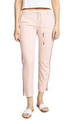 Sundry Classic Straight Trousers Blush