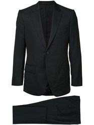 Gieves And Hawkes Two Piece Suit Black