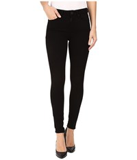 Sanctuary Robbie High Skinny Pants Caviar Women's Casual Pants Black