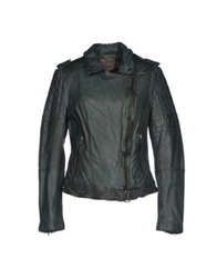 Muubaa Jackets Dark Green