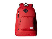 Toms Solid Ripstop New Backpack Bright Red Backpack Bags