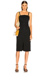 Mother To The Point Dress In Black