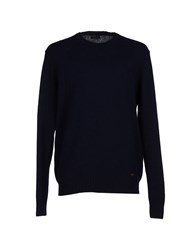 Bramante Knitwear Jumpers Men Dark Blue