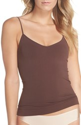 Halogen Seamless Two Way Camisole Brown Roast