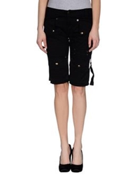 Sexy Woman Bermudas Black