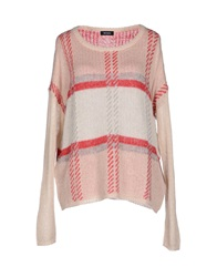 Max And Co. Sweaters Pink