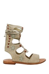 Musse And Cloud Hanne Gladiator Sandal Brown