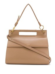 Givenchy Flap Tote Neutrals