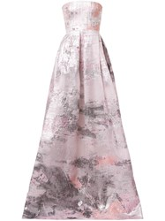 Alex Perry Melina Gown Pink