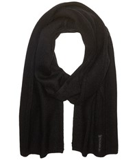 The North Face Classic Wool Scarf Tnf Black Prior Season Scarves